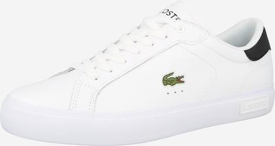 Sneaker low LACOSTE pe verde / negru / alb, Vizualizare produs