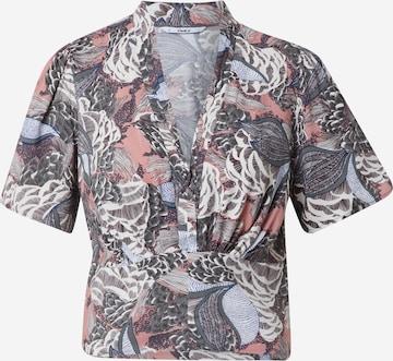 ONLY - Camiseta 'GUSTA' en Mezcla de colores