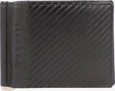 bugatti Kreditkartenetui in schwarz, Produktansicht