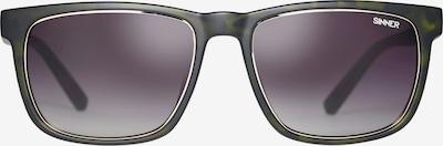 SINNER Sonnenbrille in grün / schwarz, Produktansicht