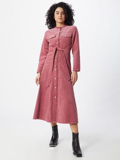 Abito camicia Samsoe Samsoe di colore rosa, Visualizzazione modelli