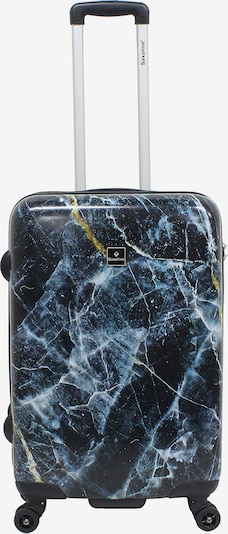 Saxoline Reisegepäck 'Marble' in schwarz, Produktansicht