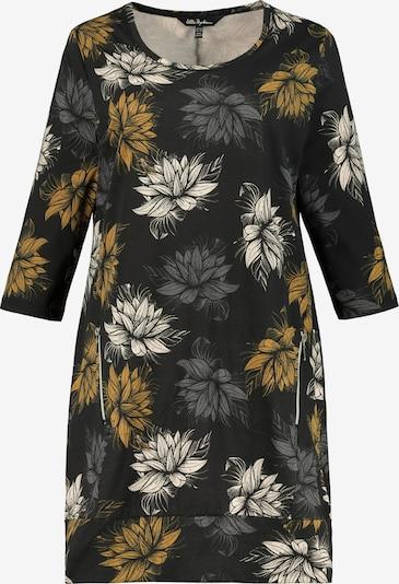 Ulla Popken Kleid in mischfarben / schwarz, Produktansicht