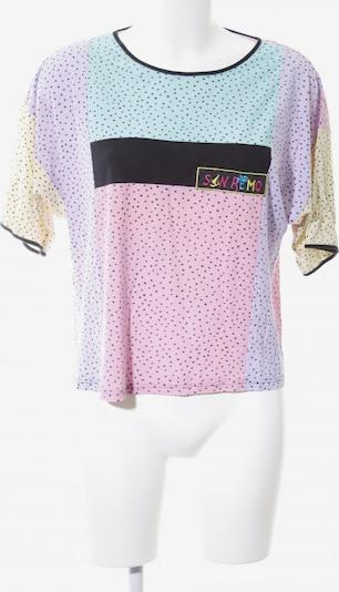 San Remo T-Shirt in M in türkis / pastellgelb / pink, Produktansicht