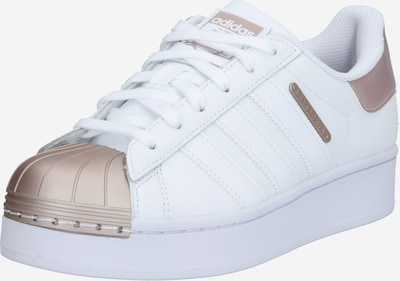ADIDAS ORIGINALS Sneakers low 'SUPERSTAR' in Bronze / White, Item view
