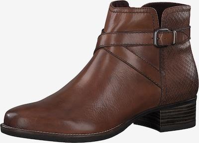 TAMARIS Ankelstøvler i cognac, Produktvisning