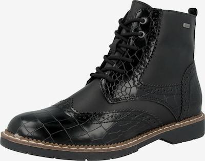 s.Oliver Boots in schwarz, Produktansicht