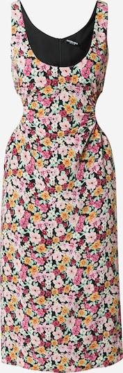 Fashion Union Vasaras kleita 'Mckena', krāsa - jauktu krāsu / melns, Preces skats