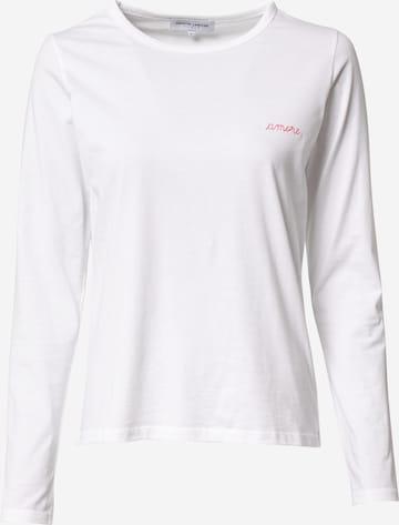 Maison Labiche Shirt 'Charlot' in White