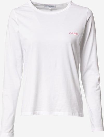 Maison Labiche T-Krekls 'Charlot', krāsa - sarkans / dabīgi balts, Preces skats