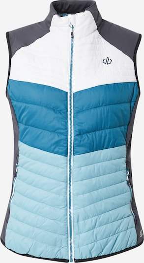 DARE2B Sports vest in Sky blue / Light blue / Dark grey / White, Item view