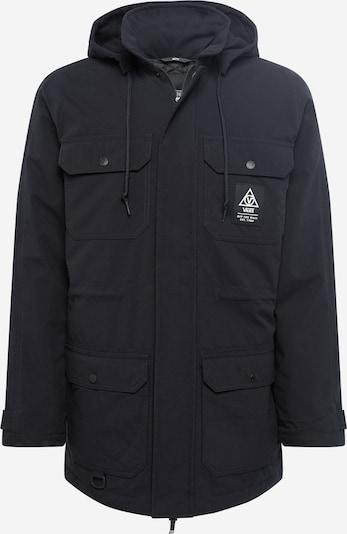 VANS Prijelazna jakna u crna: Prednji pogled