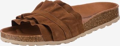 VERBENAS Pantolette 'Rocio' in braun, Produktansicht