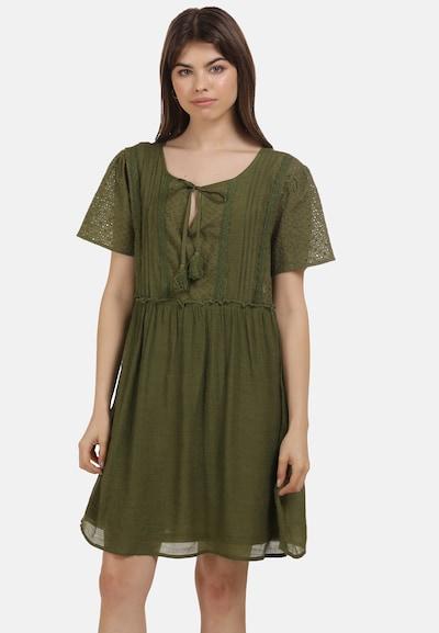 MYMO Sommerkleid in oliv, Modelansicht