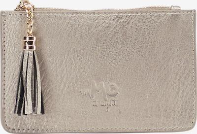 myMo at night Portemonnaie in silber, Produktansicht