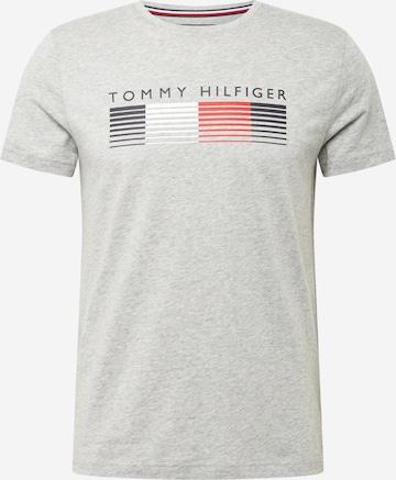 pelēks TOMMY HILFIGER T-Krekls