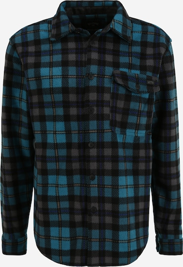 BILLABONG Funkční košile - modrá / šedobéžová / černá, Produkt