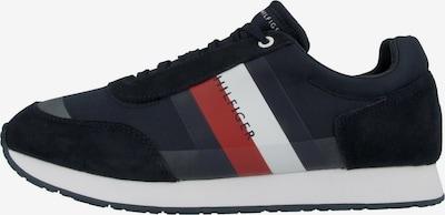 TOMMY HILFIGER Sneaker ' Corporate Mix Flag Runner ' in blau, Produktansicht