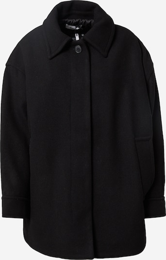 WEEKDAY Mantel in schwarz, Produktansicht