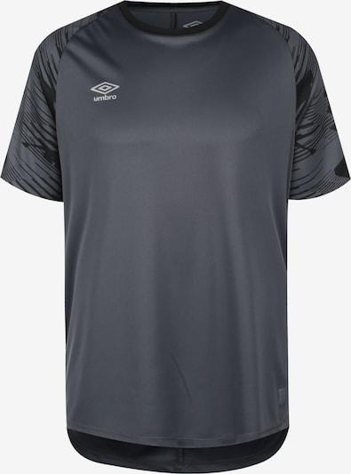 UMBRO Fußballtrikot in dunkelgrau, Produktansicht