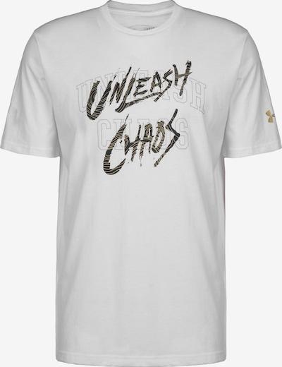 UNDER ARMOUR T-Shirt in weiß, Produktansicht