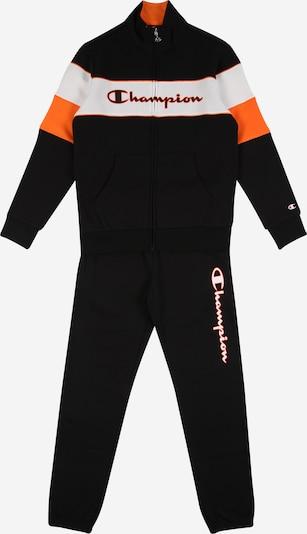 Champion Authentic Athletic Apparel Tepláková souprava - oranžová / černá / bílá, Produkt