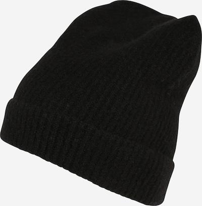 Guido Maria Kretschmer Collection Beanie 'Robin' in Black, Item view