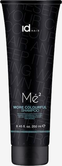 ID Hair Haarshampoo 'Mé²  More Colourful' in mint / schwarz / weiß, Produktansicht