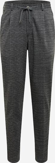 Pantaloni con pieghe JOOP! di colore grigio scuro / nero, Visualizzazione prodotti