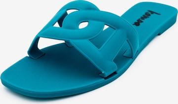 Kamoa Beach & Pool Shoes in Blue