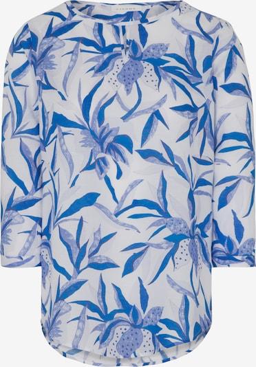 ETERNA Dreiviertelarm Bluse MODERN CLASSIC in blau, Produktansicht