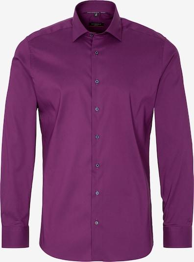 ETERNA Hemd in aubergine, Produktansicht