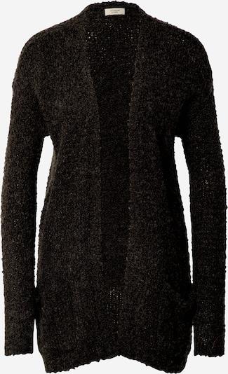 JACQUELINE de YONG Gebreid vest 'New Delight' in de kleur Donkergrijs, Productweergave