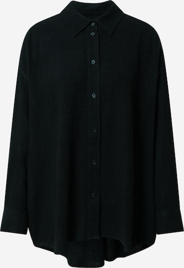 Bluză 'Jan' WEEKDAY pe negru, Vizualizare produs