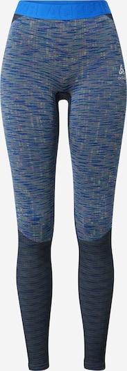 ODLO Sporthose in blau / nachtblau, Produktansicht