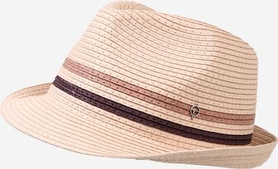 TAMARIS Chapeaux en marron / brun foncé / poudre, Vue avec produit