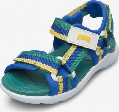 CAMPER Sandalen ' Wous ' in de kleur Blauw / Groen, Productweergave