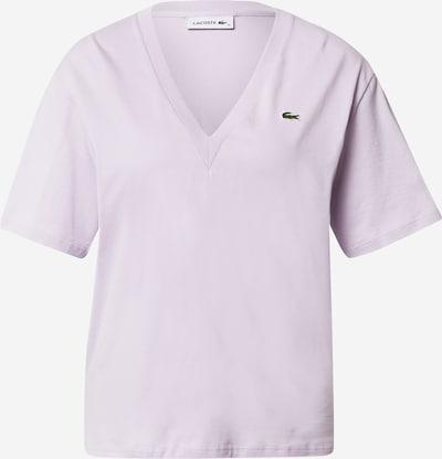 LACOSTE Tričko - světle fialová, Produkt