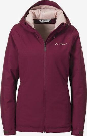 VAUDE Jacke ' PAXI ' in pink, Produktansicht