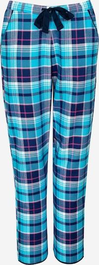 Cyberjammies Pyjamahose 'Charlotte' in blau / navy / pink, Produktansicht