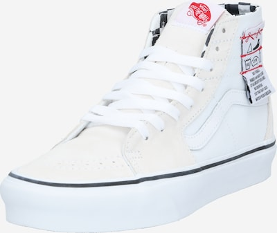 VANS Sneaker in beige / weiß, Produktansicht