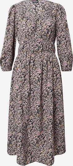 PIECES Kleid in lila / pastelllila / helllila / schwarz, Produktansicht