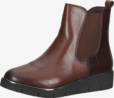 CAPRICE Ankle Boots in cognac, Produktansicht