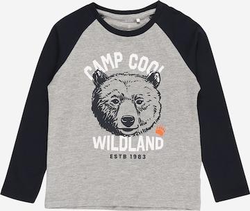 T-Shirt Guppy en gris