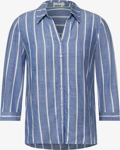 CECIL Blusa en azul / blanco, Vista del producto