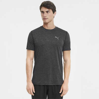 PUMA Shirt in de kleur Donkergrijs: Vooraanzicht