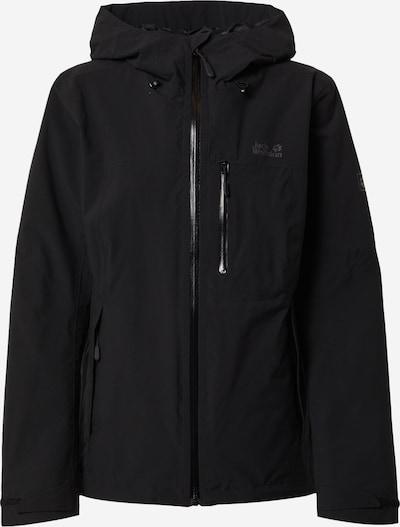 JACK WOLFSKIN Outdoorová bunda 'GO HIKE' - sivá / čierna, Produkt