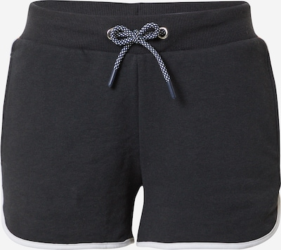 ONLY PLAY Pantalon de sport 'MANOLA' en bleu nuit / orange / blanc, Vue avec produit
