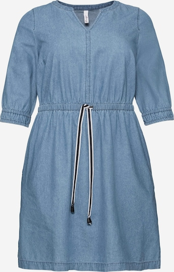 SHEEGO Shirt dress in Light blue, Item view