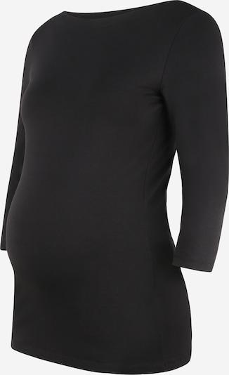 MAMALICIOUS Shirt 'MLELNORA' in de kleur Zwart, Productweergave
